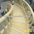bom de granito e escadas de mármore