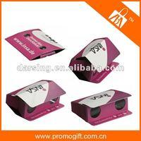 NEW foldable paper binoculars 2014