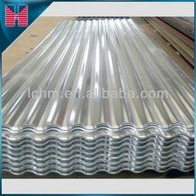 Aluminium/Galvanized corrugated roofing sheet