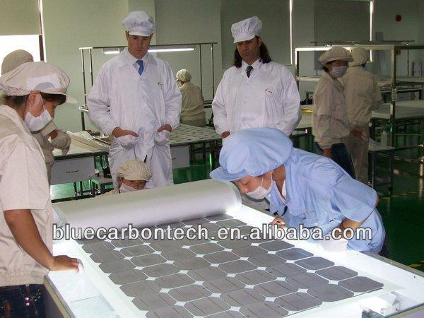 A-grade cell high efficiency 5W-300W PV solar panel