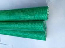 F Class Braided Insulation Fiberglass Sleeves/Acrylic Resin Fiberglass Sleeving/Sleeve