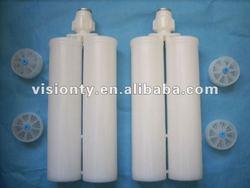 400ml(1:1) dual cartridge/two component cartridge/epoxy cartridge