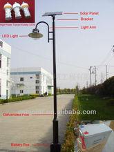 3.5M 20W LED Solar Garden Light,Solar Courtyard Light,Solar Park Light