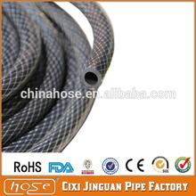 Black PVC High Pressure Air Hose for Car Air Inflator Pump