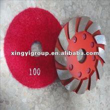 concrete diamond abrasive disc