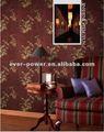bambu chinês wallpaper folha de ouro