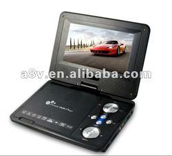 HITACHl dual screen portable dvd player 9 inch(DA-789)