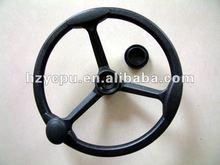 Good quality PU steering wheel