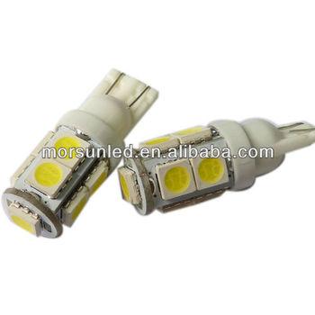 T10 SMD 9*5050smd 12V DC led auto tuning light