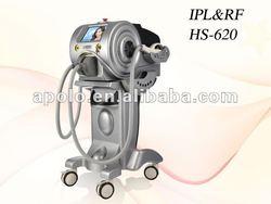 ipl+rf elight skin rejuvenation beuaty equipment