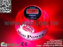 2014 nuevos productos deiluminación 688lc nsd color rojo power ball como se ve en la tv
