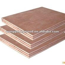 2012 the hot sell bintangor plywood