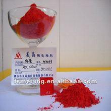 popular and hotsale ceramic color stain Inclusion Orange pigment
