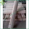 Guangxi limpeza doméstica 100% natural em linha reta de madeira pau de vassoura