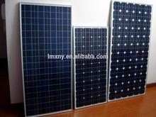 5-125W poly/mono solar panel price