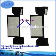 2014 hot sale custom felt pads,polyester felt,industrial felt,hard felt,felt seal