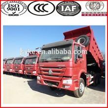 China best brand SINOTRUK HOWO 10 wheel dump truck capacity:30-40 ton tipper truck