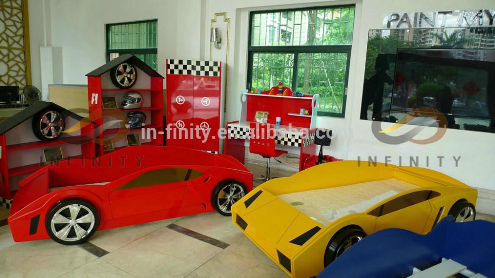 Racing Car Bedding Sets Bed-car/ Racing Car Bed Set/