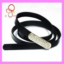 de brillantes diamantes deimitación de la moda barata cinturones de vestir para los vestidos