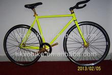 steel fixed speed bike road bike MICHE XPR 700C 7kg weight wholesale