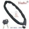 SL736 Nurbo motorcycle wheel lock motorcycle safety lock heavy duty chain lock