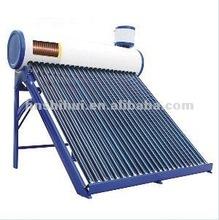 200L high pressure thermosyphon copper coil solar geyser