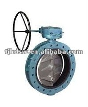 face to face butterfly valve