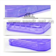 2012 newest Soft TPU material For iPhone 5 cover