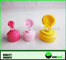 easy pull plastic bottle cap