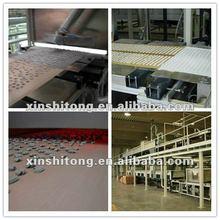 auto coating machine for balance weight