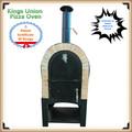 madera despedido hornos de pizza hornos de ladrillo