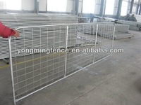 hot-dip galvanized iron farm gate manufacturer
