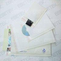 Durable and custom Kraft paper air mailer bubble envelope