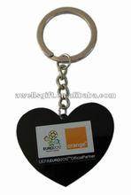 cheap custom metal keychain/key ring/key chain