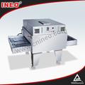 Riscaldamento a convezione gas trasportatore forno per pizze, forno per pizze elettrico, forno per la pizza a gas