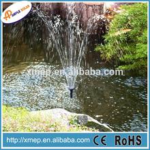 Solar pump for pond