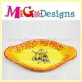 più venduto produzione ceramica antico piatto nuovo design