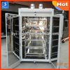 Double Door Hot Air Circulating Drying Oven With Hotplate