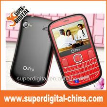 Dual SIM Qwerty TV Mobile phone i5230 cheap price china mobile phone