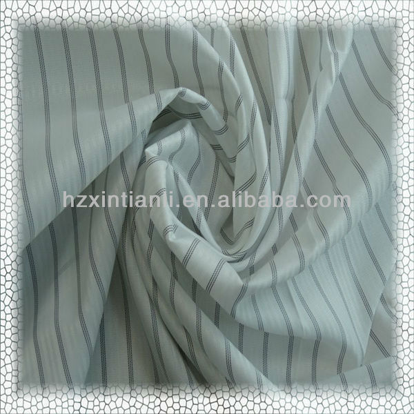 Polyester Suit Long Sleeve Stripe Lining Factory