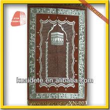 2014 Popular Customer Prayer Mats Muslim abaya prayer mats ILYM-15