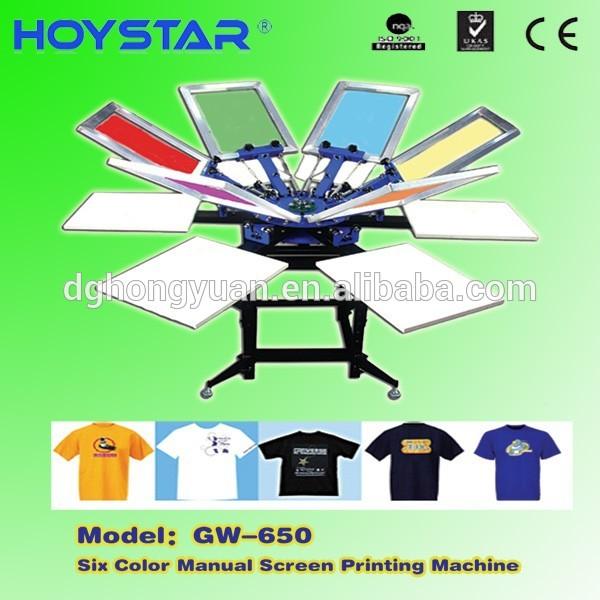 Rotary Silk Screen Printing