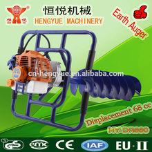 Hy-dr880 foro digger attrezzi utilizzati scavando buche macchina macchina di scavo