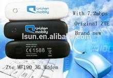Zte mf190,unlock zte mf190 3g usb modem, zte mf180/ mf190 usb modem