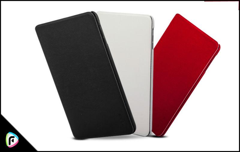 yüksek kaliteli kapak deri çanta ipad durumda yüzü ipad Mini durumda
