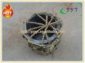 crisol de grafito para la fundición de metal de carbono crisol