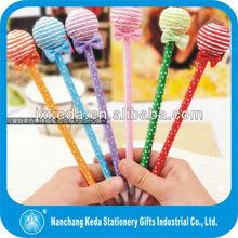 2014 lollipop ballpoint pen Creative Pen Design For Promotional