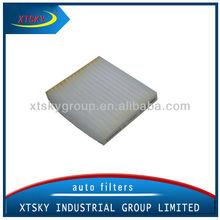 XTSKY high quality auto filter manufacturer Japanese Car Cabin Filter CU1919