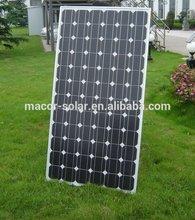 200W mono PV modules high efficiency