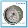 All stainless steel laser welding hydraulic pressure gauge